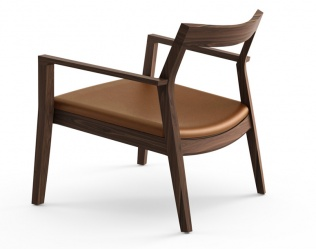 MARC KRUSIN SIDE LOUNGE CHAIR