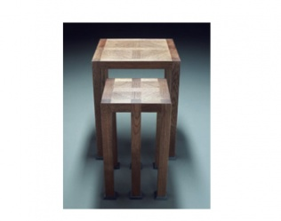 TABLE GIGOGNES DAMIER