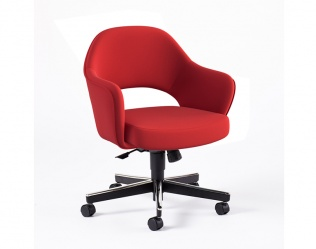 SAARINEN CONFERENCE ARMCHAIRS - SWIVEL/TILT