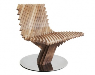 TWIST ARMCHAIR