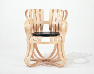 CROSS CHECK ARMCHAIR
