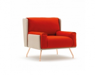 ARCHITECTURE & ASSOCIES LOUNGE CHAIR