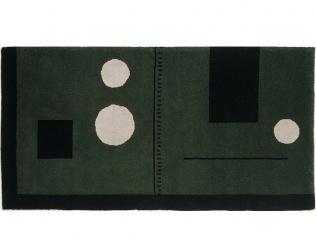 TAPIS IRISH GREEN