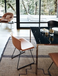 BERTOIA COWHIDE CHAIR