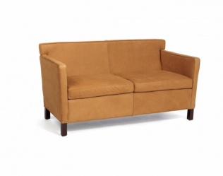 KREFELD SOFA AND OTTOMAN