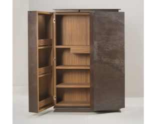 GENOA BAR CABINET