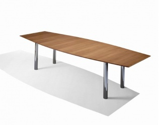 FLORENCE KNOLL CONFERENCE TABLE