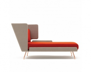 ARCHITECTURE & ASSOCIES CHAISE LOUNGE