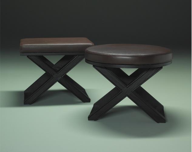 tabouret x 1934 gotham. Black Bedroom Furniture Sets. Home Design Ideas