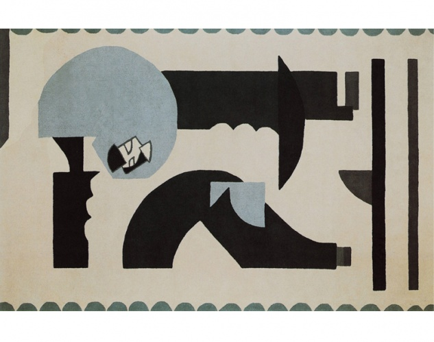 tapis feston gotham. Black Bedroom Furniture Sets. Home Design Ideas