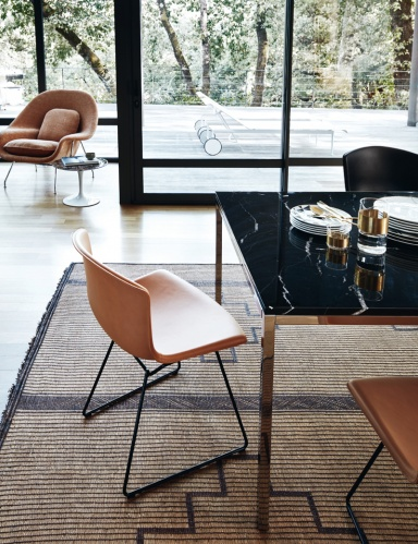 BERTOIA COWHIDE CHAIR - Gotham