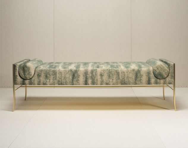 Courtrai Daybed Bench Gotham