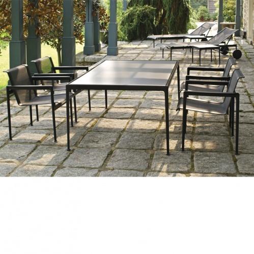Richard Schultz 1966 Outdoor Dining Table Gotham